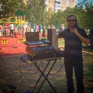 DJ на детское мероприятие