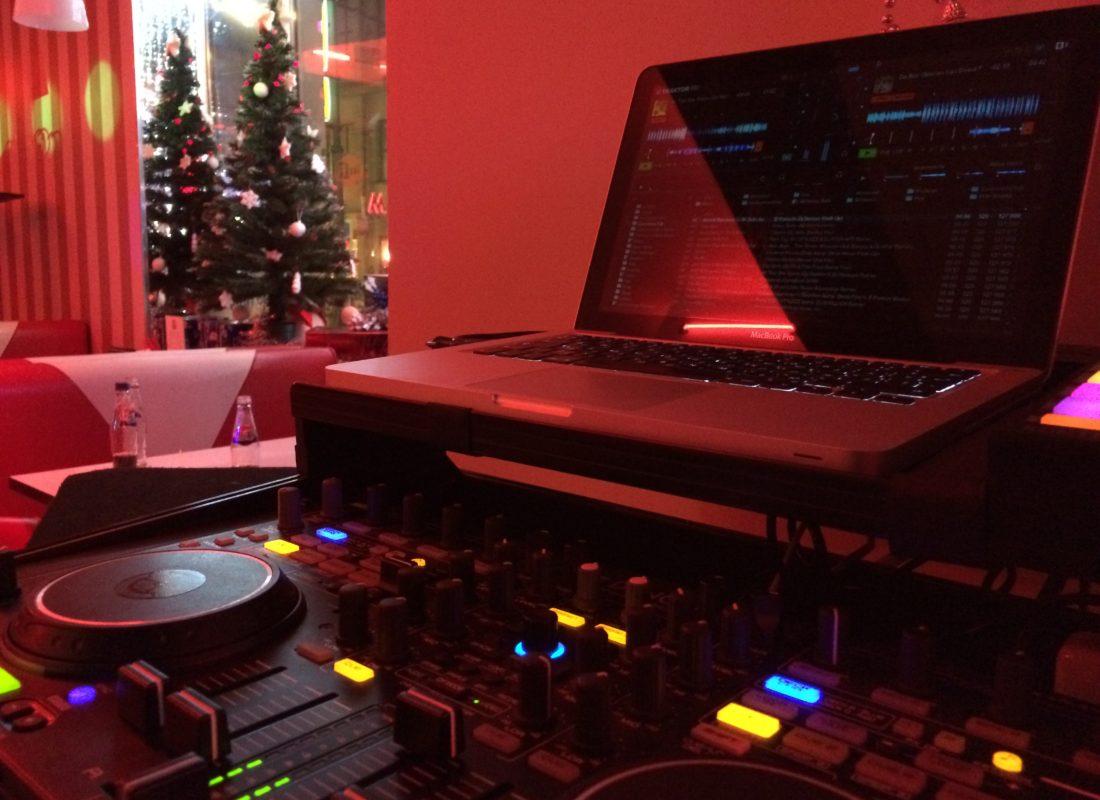 DJ НА НОВЫЙ ГОД